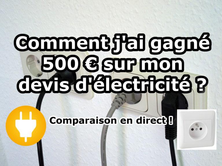 Astuce Travaux #3 : Comment gagnez 500 € sur votre devis d'électricité en rénovation ?